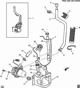 I Just Replaced My Smog Pump On My 01 Blazer  I Bought The