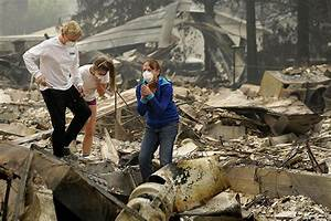 Chaplains Ministering to California Wildfire Victims