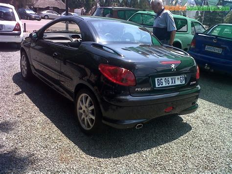 peugeot sa used cars 2007 peugeot 206 2 0 cc used car for sale in kempton park