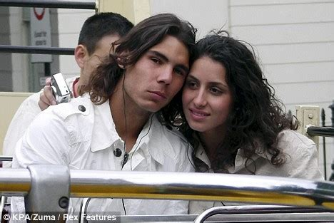Tennis star Rafael Nadal's secret girlfriend | Daily Mail ...