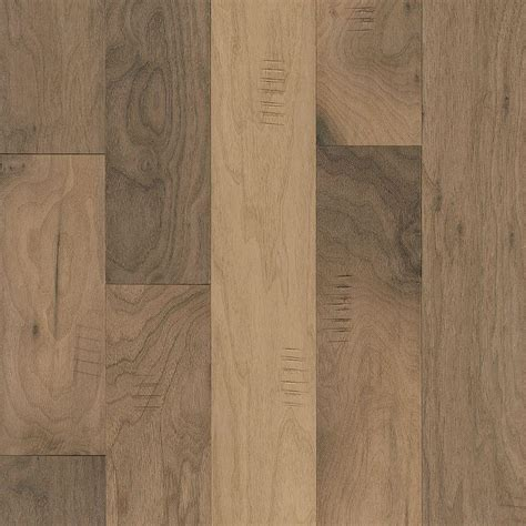 robbins walnut shades of white 3 8 in thick x 5 in wide x varying length engineered hardwood