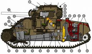 Apcr Cuts Leopard 1 In Half   - General Discussion - Official Forum