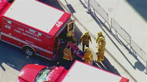 test crash siege auto eight injured in test drive crash at los angeles