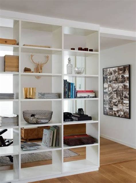 see through bookshelf the room divider a simple and tool for