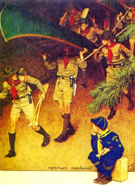 17 Best images about Vintage Boy Scout Pictures & Images ...
