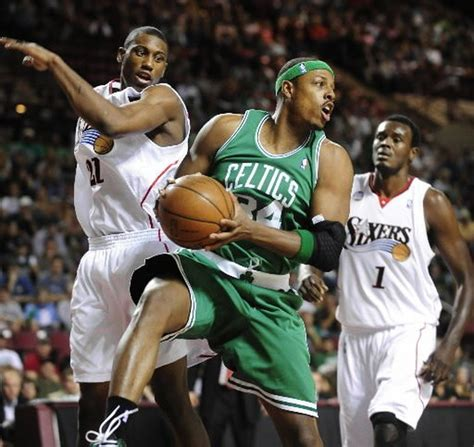 The Boston Celtics will play a preseason game against the ...