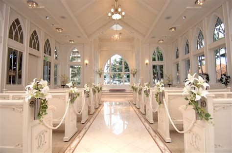 Best Wedding Chapels For Destination Weddings