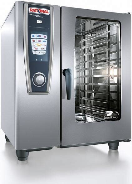cuisine rational rational scc101 electric self cooking center available