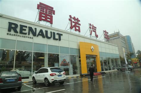renault china slow to china but renault has acted fast to meet the