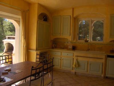 deco cuisine provencale décoration cuisine provençale