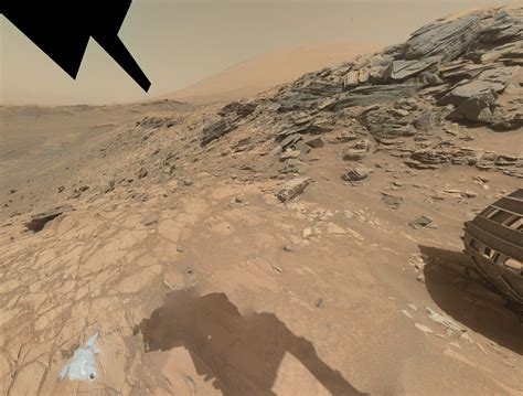 New Mars Rover Findings Much Higher Concentrations Of