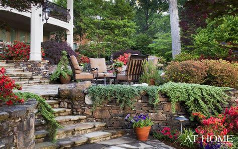 Backyard Oasis Designs by Backyard Oasis Designed By Landscape Associates Creeping