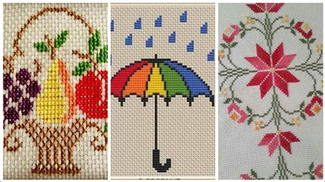 top stunning  beautiful cross stitch  patterns