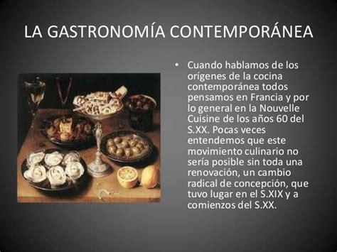 escoffier ma cuisine la gastronomía contemporánea nora graciela modolo