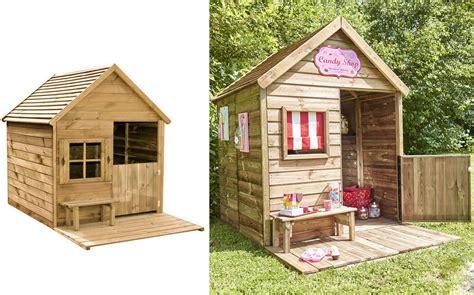 cabane enfant bois 6 cabanes en bois pour enfant 224 prix light joli place