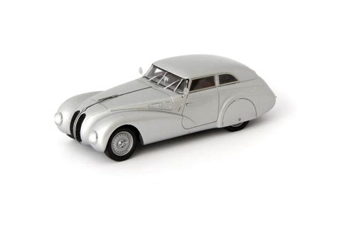1940 Bmw 328 Kamm Coup 143 Scale By Autocult Choice Gear
