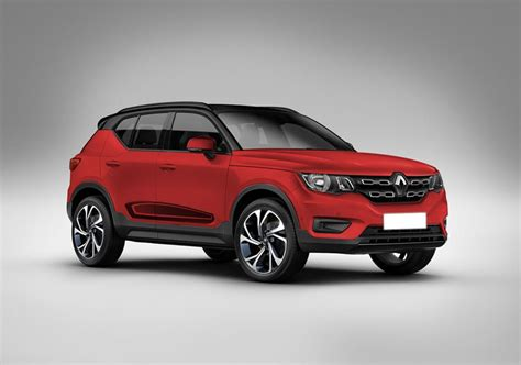 Renault Kiger Might Be The Name Of Brand's Upcoming ...