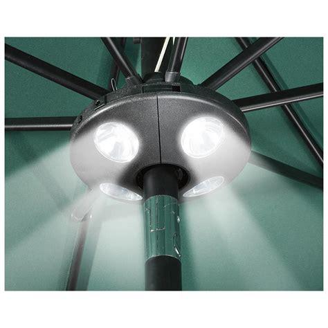 led umbrella lights 16 led umbrella light 581052 patio umbrellas at
