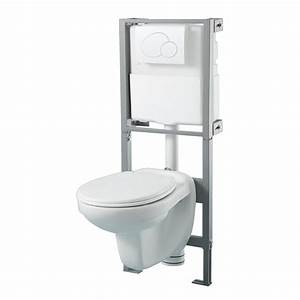 Dimension D Un Toilette Suspendu : wc suspendu dimension charmant wc suspendu dimensions ~ Premium-room.com Idées de Décoration