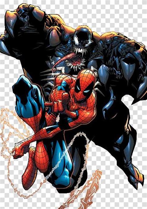 Spider Man Venom Comic Book / Venom Through History A Look ...