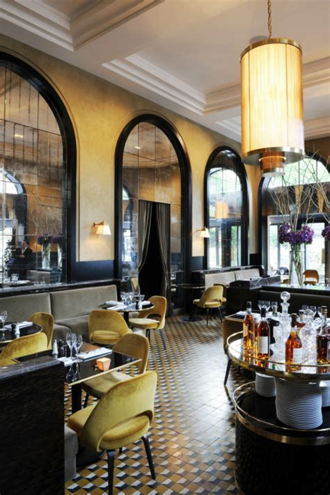 restaurant interior ideas le flandrin