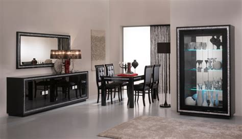 caissons cuisine pas cher vitrine 2 portes prestige 302 laque noir