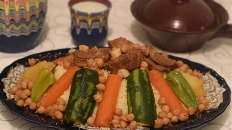 cuisine algérienne couscous algérien a l 39 agneau
