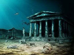 Sunken Cities Of The World | Wonder of the ancient world ...