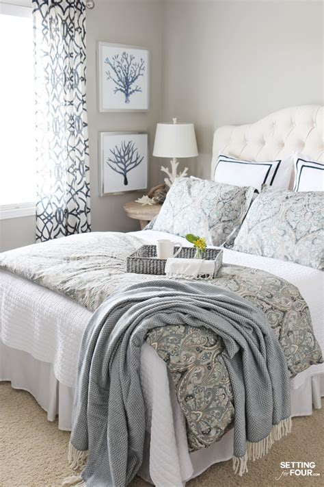 Guest Bedroom Bedding by How To Create A Relaxing Bedroom Retreat 11 Tips
