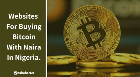 There are several sources where you can buy bitcoin in nigeria. Buy Bitcoin, Ethereum, XRP and Altcoins Securely | Luno