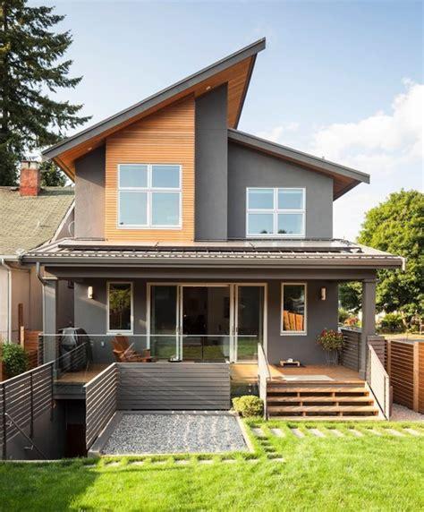 model home interior designers magnusson residence contemporary exterior vancouver