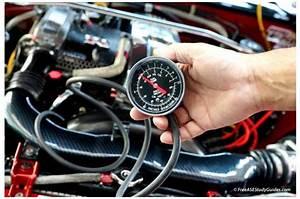 Engine Vacuum Test