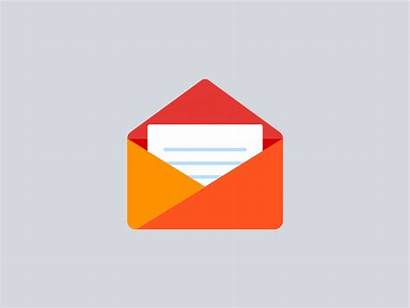 Animated Icon Gifs Mail Email Letter Animation