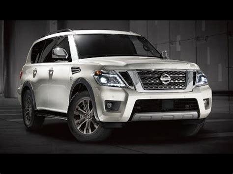 2019 Nissan Armada Platinum  Release Date, Review, Specs