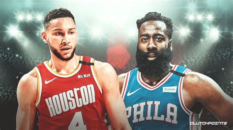 Harden Trade To Sixers - Report Houston Rockets James ...