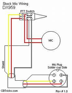 D 104 Cb Mic Wiring Diagram