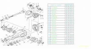 1988 Subaru Dl  Gl  Gl10  Rs  Rx Plug Complete