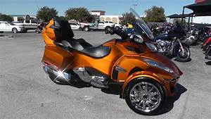 004798 - 2014 Can Am Spyder Rt Se6 Limited