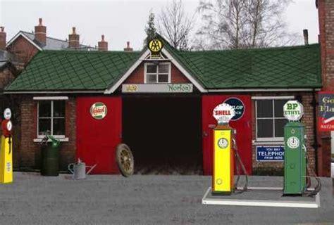 Garage Petrol by 1930 S Garage Garage Gas Station Gaspump Etc