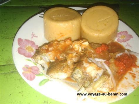 cuisine sejour meme cuisine béninoise quelques plats authentiques du bénin