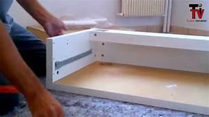 Construire Un Bureau : fabriquer meuble bureau youtube ~ Melissatoandfro.com Idées de Décoration