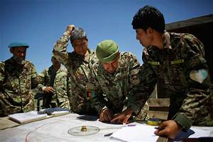 On Its Own, The Afghan Army Takes The Fight To The Taliban ...