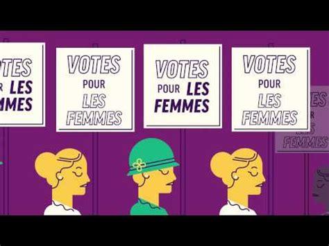les bureaux de vote le droit de vote
