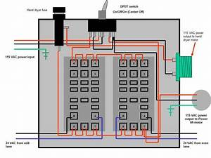 Power Lift Control Box Wiring Diagram