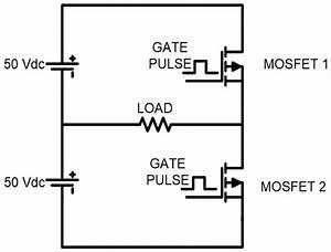 Single Phase Half Bridge And Full Bridge Inverter Using