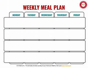himama daycare menu template child care weekly menu With child care menu template