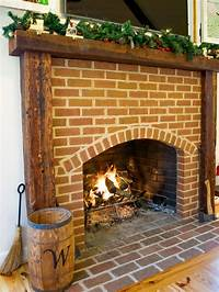 how to build a fireplace How to Build a Fireplace Mantel With Reclaimed Timbers ...