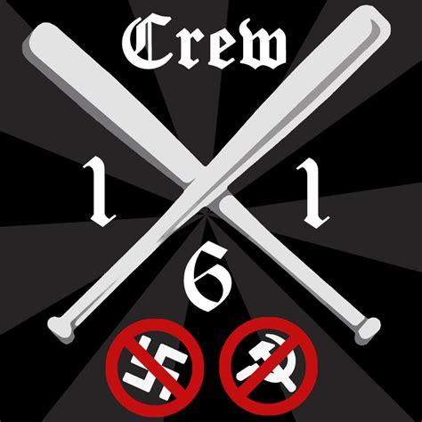 Antifa Logo Sticker Design Baseball Bats 161 Crew By