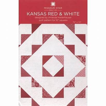 Quilt Star Missouri Pattern Kansas Patterns Niederhauser