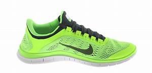 Neon Green / Black - - Nike Free Mens 3.0 V5 Fitness ...